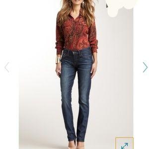 Lucky Brand Jeans Sofia Straight NWT
